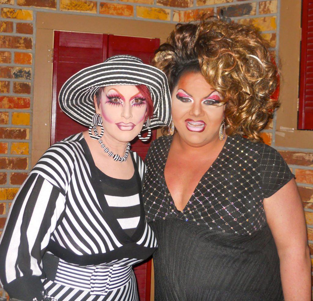 Jackie Beat and Misty Eyez