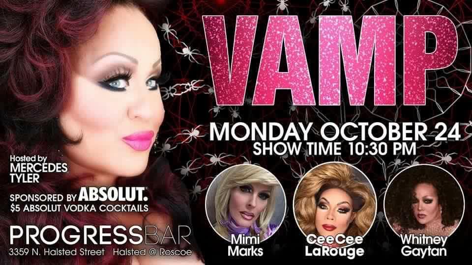 Show Ad   Progress Bar (Chicago, Illinois)   10/24/2016