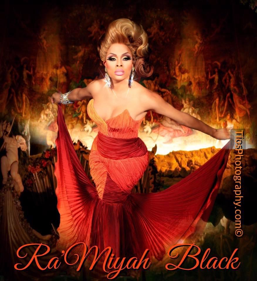 Ra'Miyah Black - Photo by Tios Photography