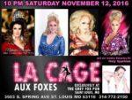 Show Ad   Grey Fox Pub (St. Louis, Missouri)   11/12/2016