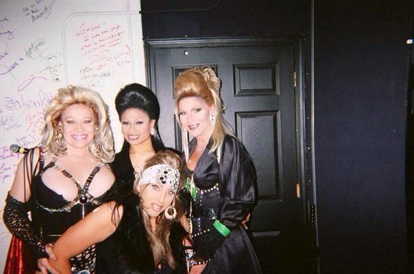 Back Row: Heather Daniels, Maya Montana, Ashley Kruiz | Front: Lauren LaMasters