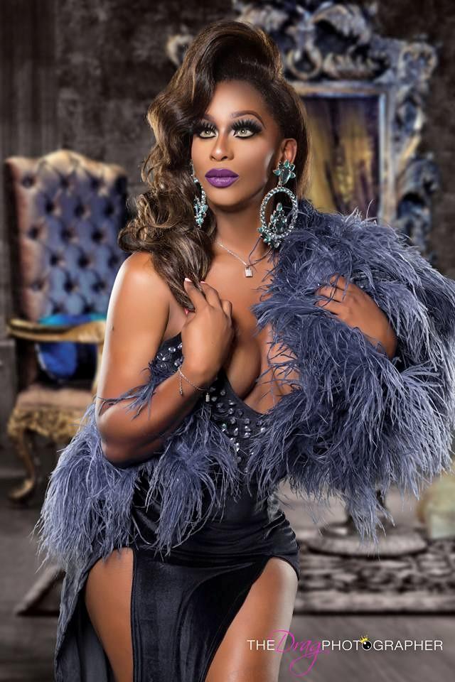 Kiala Nicole Santi - Photo by The Drag Photographer