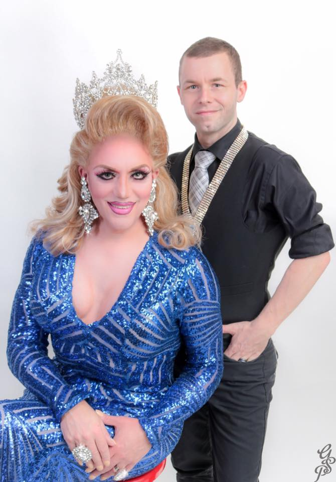 Jade Sinclair and JT Masters - Photo by Ginger Snap Phtography