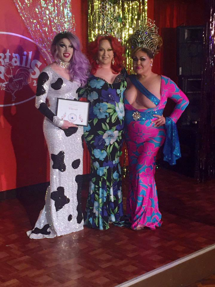 Soy Queen, Brionna Brooks and Danyel Vasquez