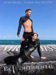 Florian Saez Agostini and Leona Winter - Photo by Joshuan Aponte