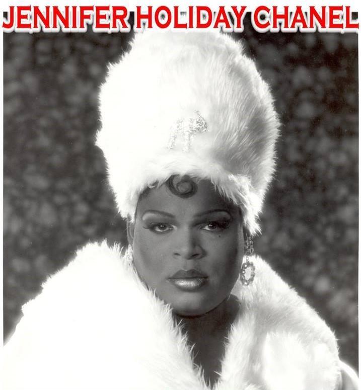 Jennifer Holiday Chanel