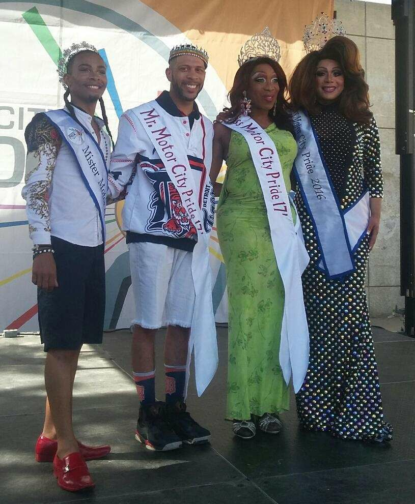 Prince Cole, Sebastian St. James, Raven Divine Cassadine and Victoria Sanchez
