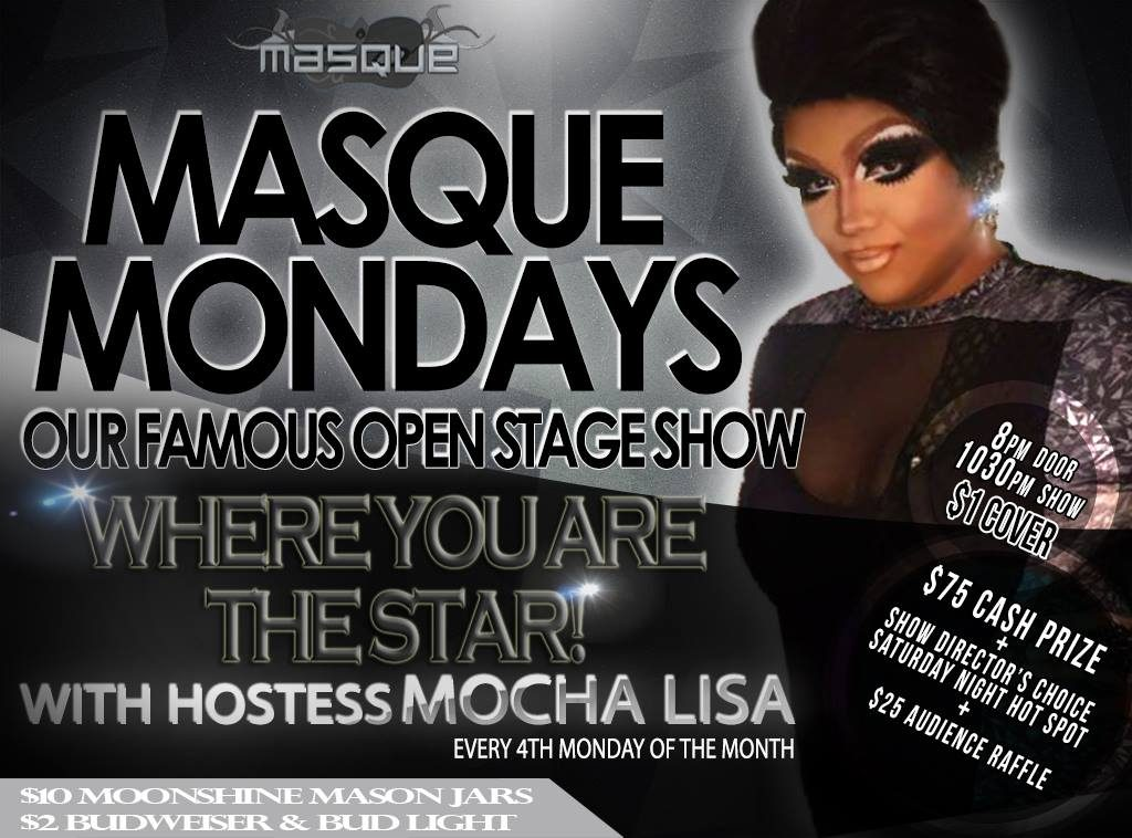 Show Ad   Masque (Dayton, Ohio)   11/27/2017