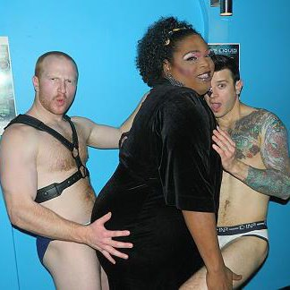 Ryan Dreamsicle, Jennifer Holiday Chanel and Johnny Dangerously