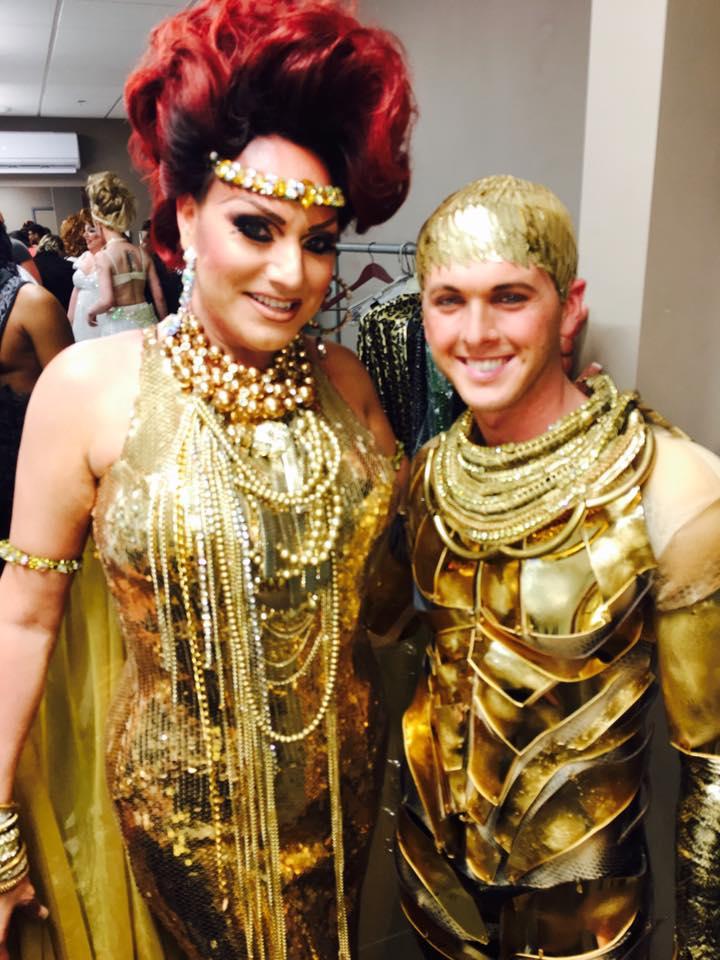 Dee Ranged and Judas Elliot