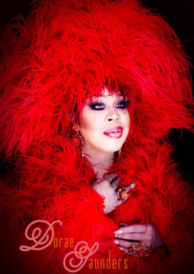 Dorae Saunders - Photo by Beverly Iman Johnson