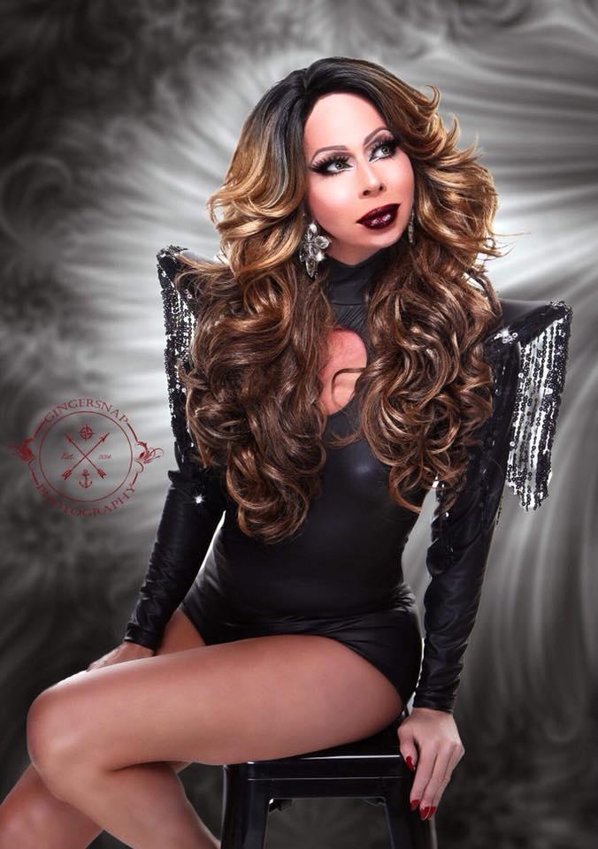 Krista Versace - Photo by Adreu Wade Blackwell