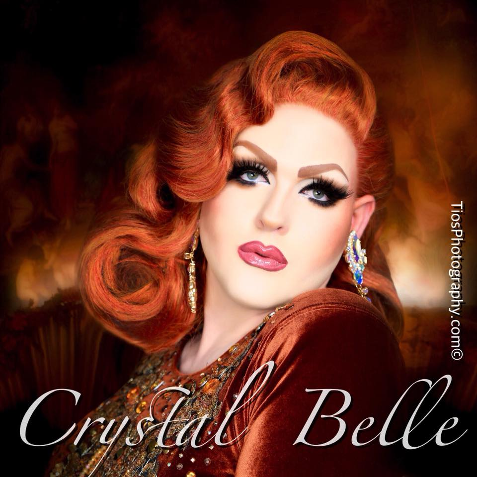 Crystal Belle - Photo by Tios Photography