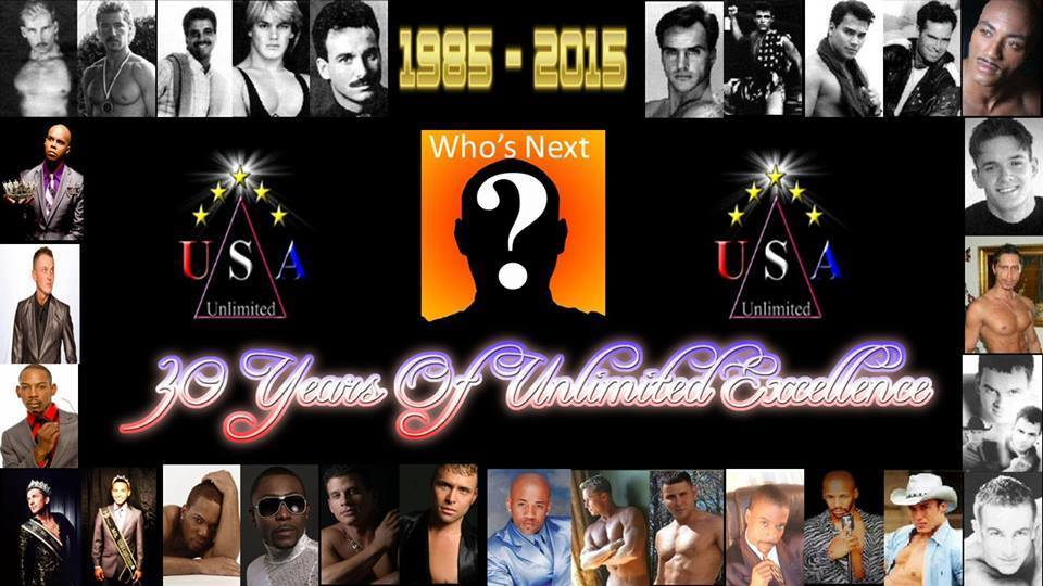 Mr. USA Unlimited Pageantry 1985 - 2015