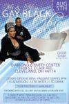 Show Ad   Miss Gay Black Ohio and Mr. Gay Black Ohio   Diamond 8 Party Center (Cleveland, Ohio)   8/5/2012