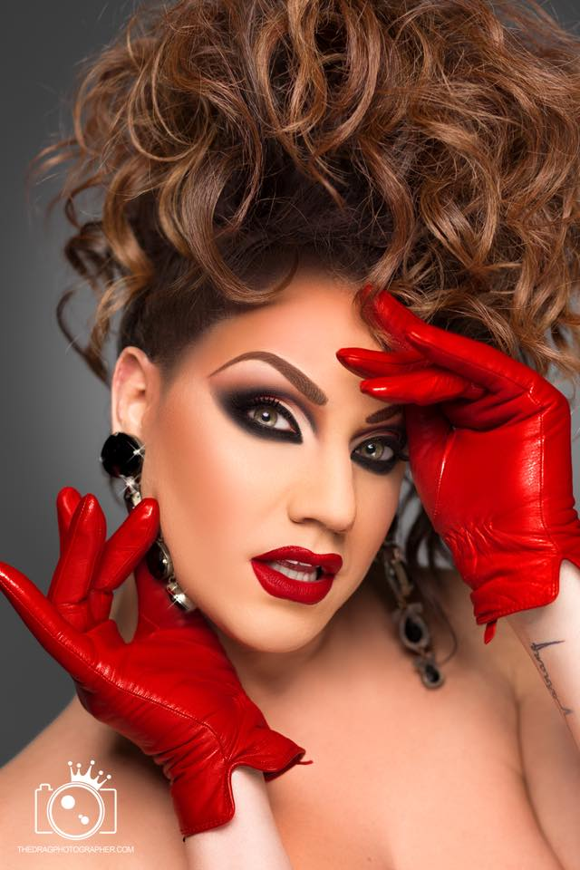 Dee Ranged - Photo by The Drag Photographer