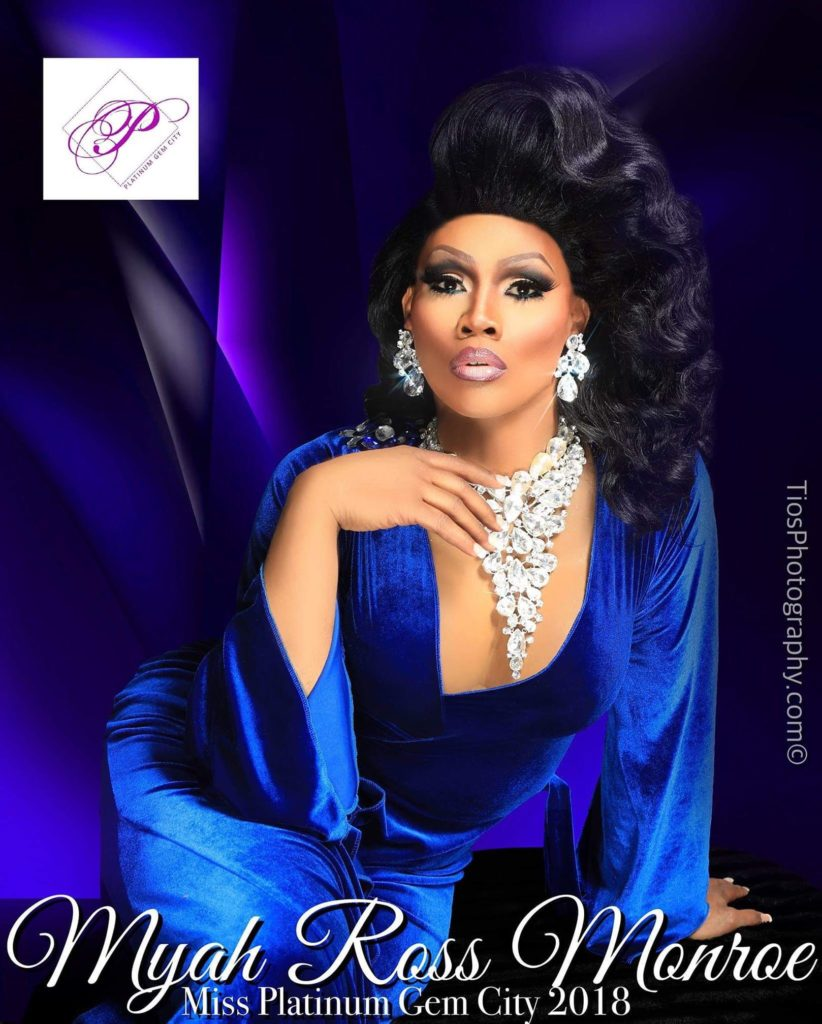 Myah Ross Monroe - Photo by Tios Photography