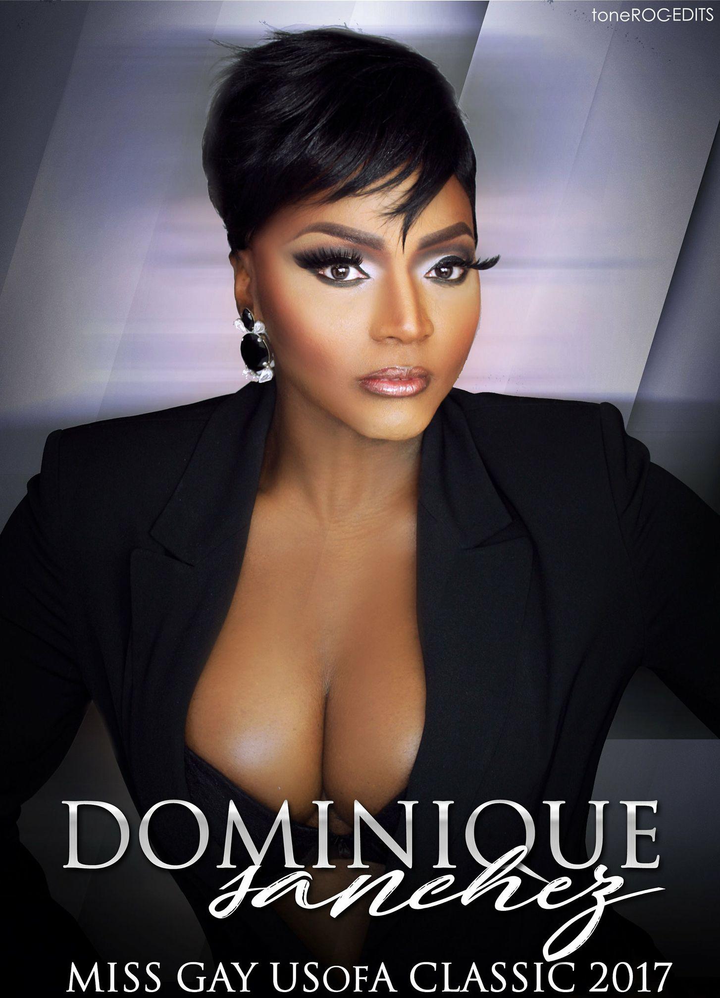 Dominique Sanchez - Photo by Tone Roc Edits