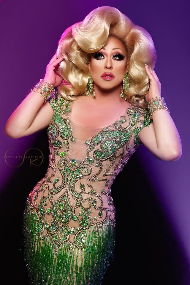 Nina DiAngelo - Photo by Scotty Kirby