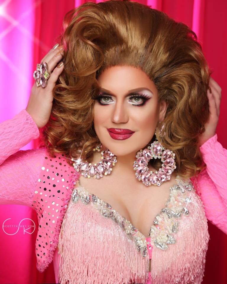 Jade Sinclair - Photo by Scotty Kirby