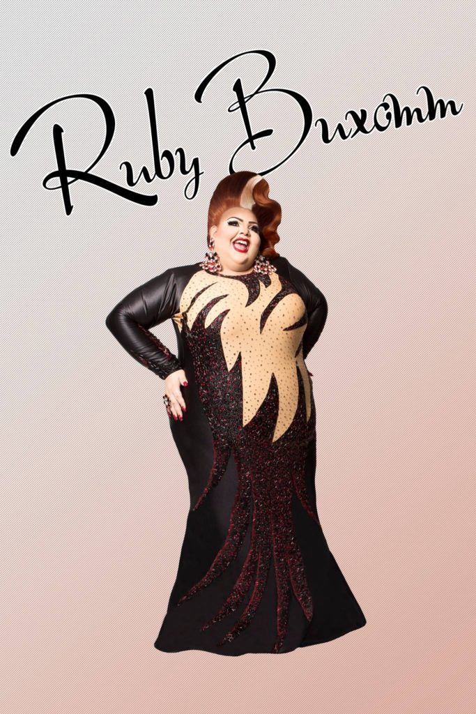 Ruby Buxomm - Photo by Christopher Tandoc