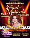 Show Ad   The Sound of Musicals with Michelle McCausland   Hamburger Mary's (St. Louis, Missouri)   6/20/2018