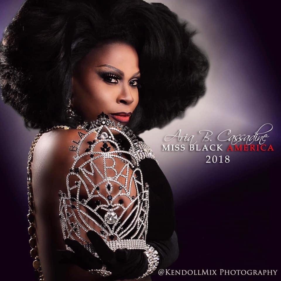 Aria B. Cassadine - Photo by Kendoll Mix Photography