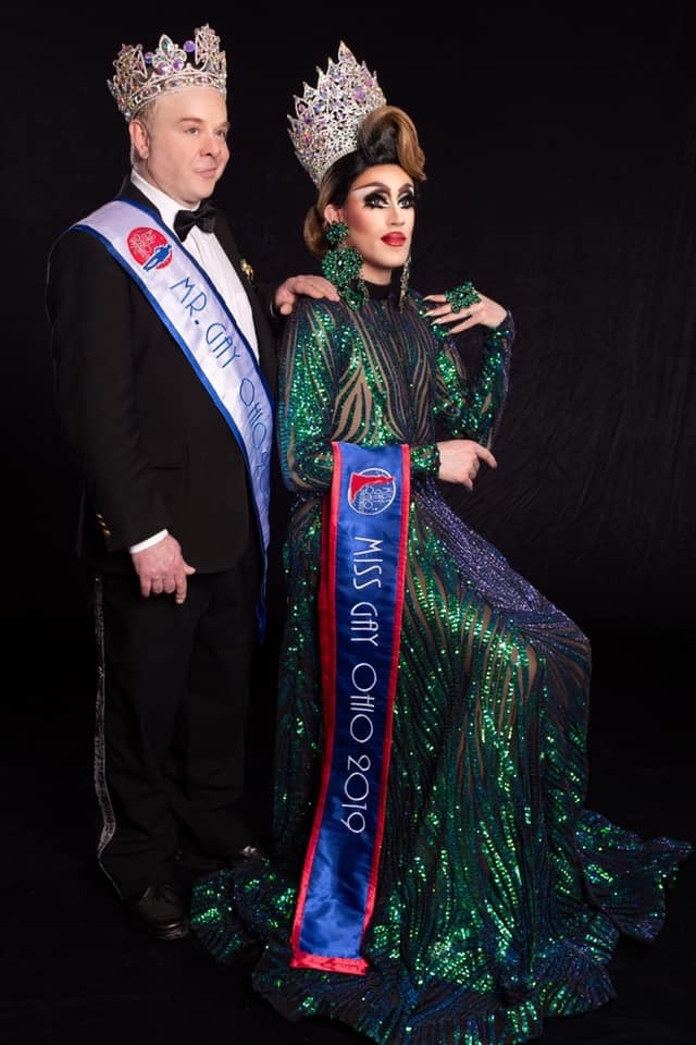 Joey Fleming and Soy Queen