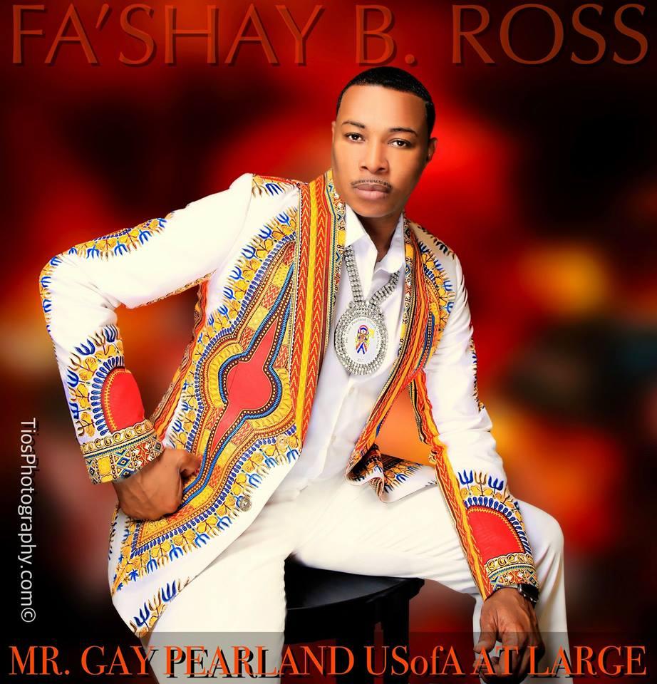 Fa'Shay B. Ross - Photo by Tios Photography