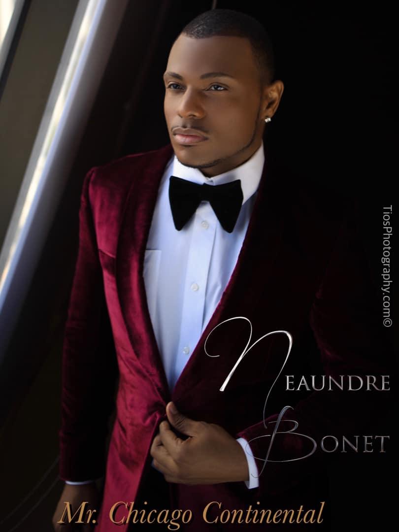 Neaundre Bonet - Photo by Tios Photography