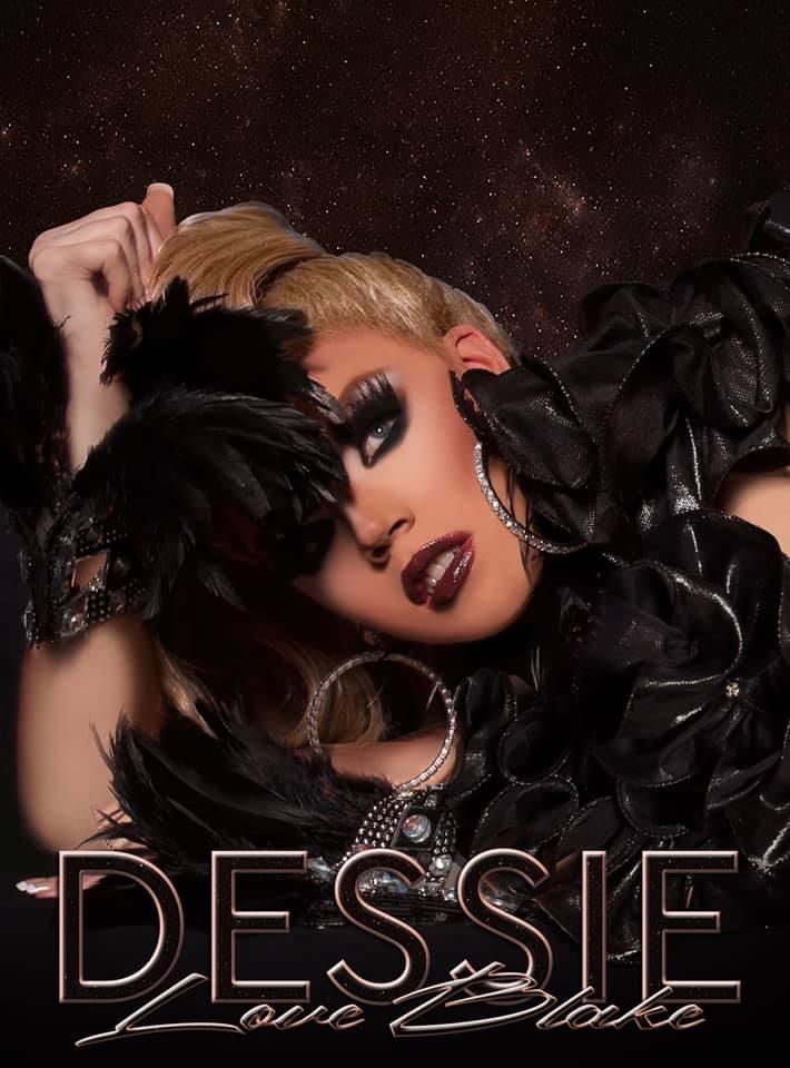 Dessie Love Blake - Photo by Mike Voight