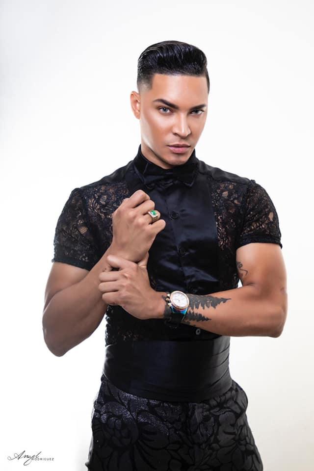 Ricky Ricón - Photo by Angel Rodriguez
