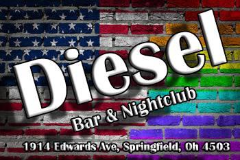Diesel Bar & Nightclub (Springfield, Ohio)