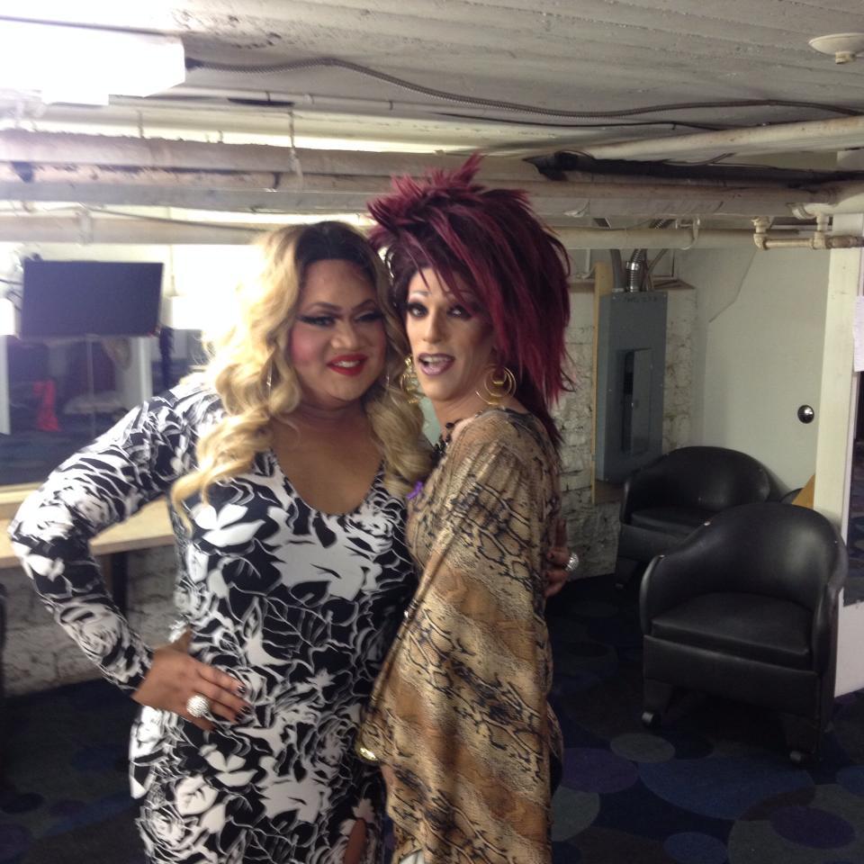 Quasi and Foxxie Lane | Masque (Dayton, Ohio) | November 2013