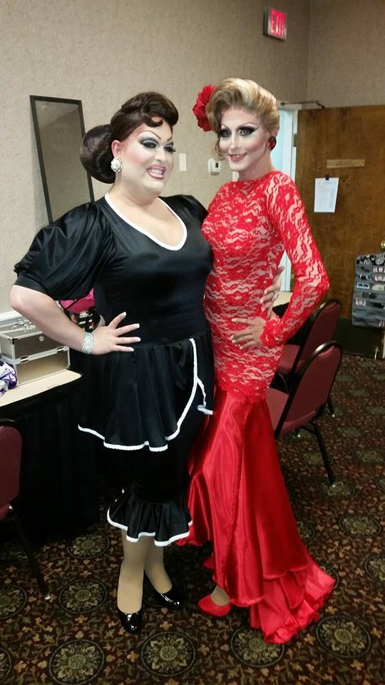 Alexis Stevens and Taylor Madison Monroe   Miss Gay America   Millennium Maxwell House Hotel (Nashville, Tennessee)   10/8-10/12/2014