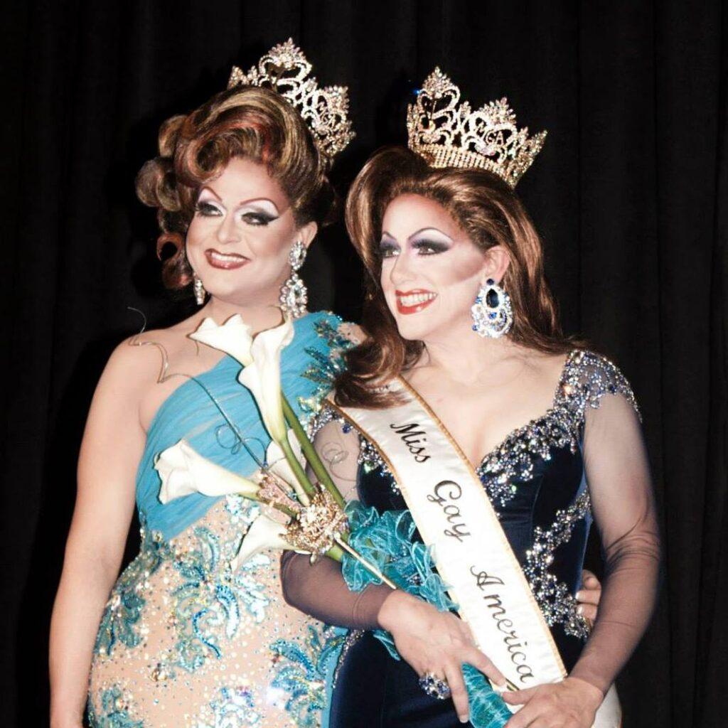Jessica Jade and Blair Williams   Miss Gay America   Millennium Maxwell House Hotel (Nashville, Tennessee)   10/8-10/12/2014