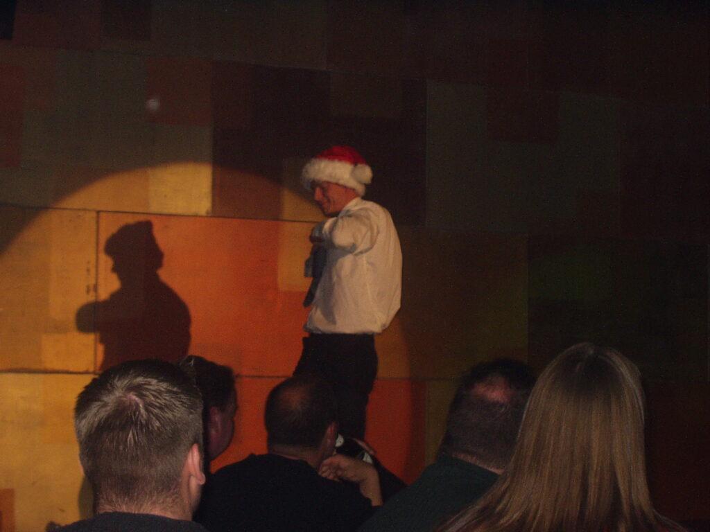 A West Family Christmas   Axis Nightclub (Columbus, Ohio)   12/13-12/14/2003