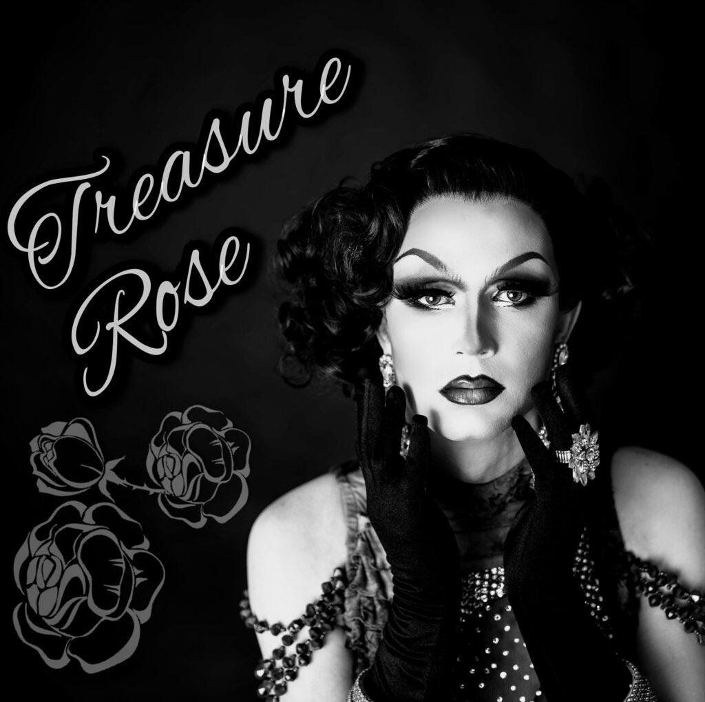 Treasure Red Rose