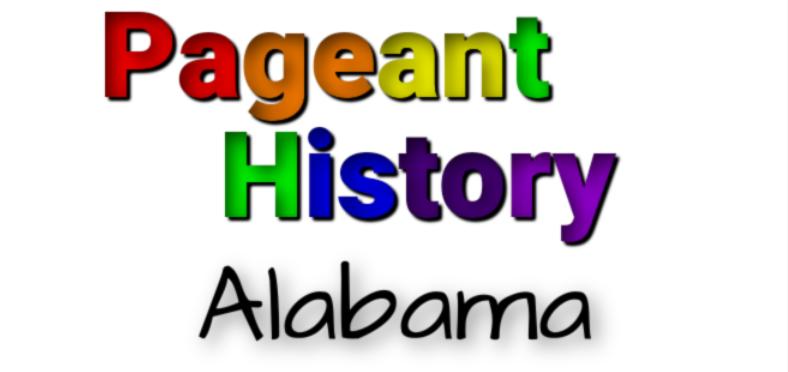 Alabama Pageant History