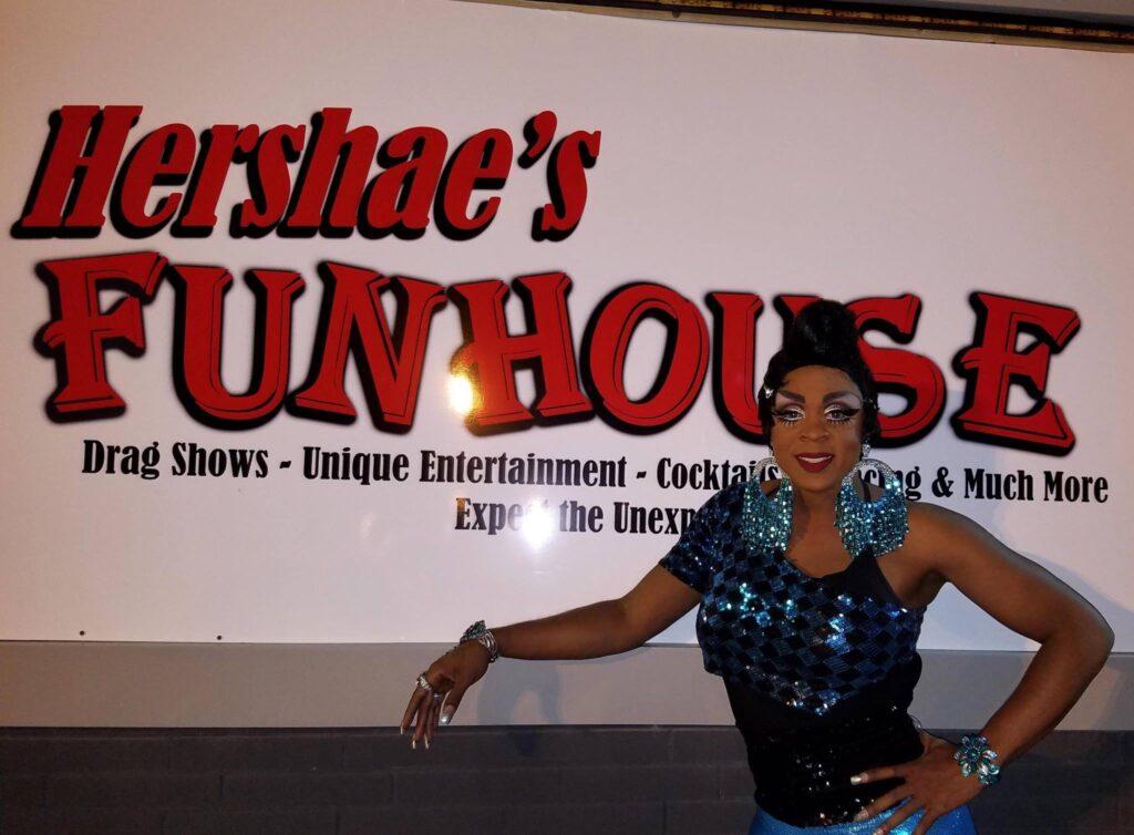 Hershae Chocolate | Hershae's Funhouse (Toledo, Ohio) | September 2016