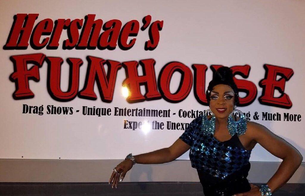 Hershae Chocolatae at Hershae's Funhouse (Toledo, Ohio)