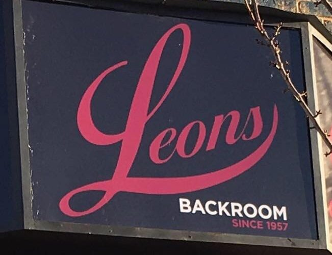Leon's Backroom (Baltimore, Maryland)