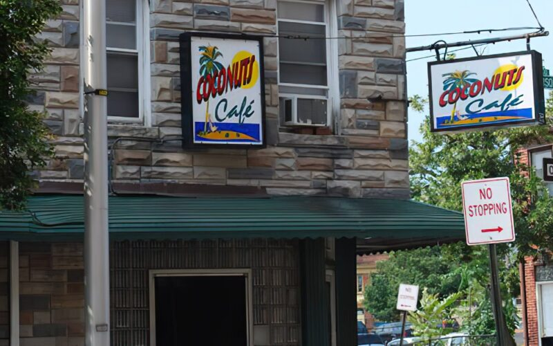 Coconuts Cafe (Baltimore, Maryland)