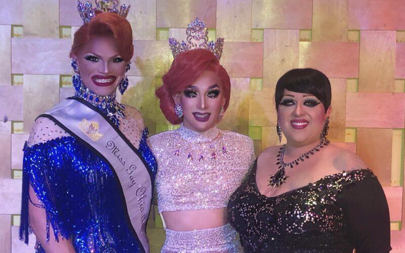Ava Aurora Foxx, Pattaya Hart and National Holiday at Miss Gay Ohio America   Axis Nightclub (Columbus, Ohio)   8/13-8/15/2021
