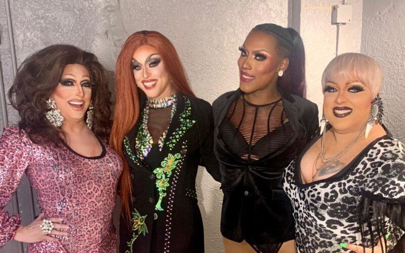 Samantha Rollins, Deva Station, Jada Fenix-Lorez and National Holiday at Axis Nightclub (Columbus) | July 2021 CROPPED