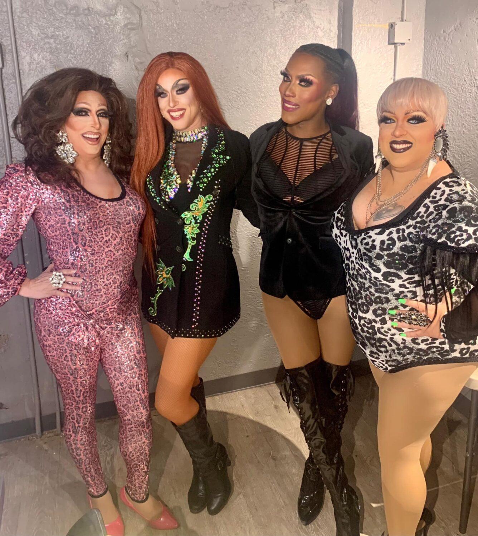 Samantha Rollins, Deva Station, Jada Fenix-Lorez and National Holiday at Axis Nightclub (Columbus)   July 2021