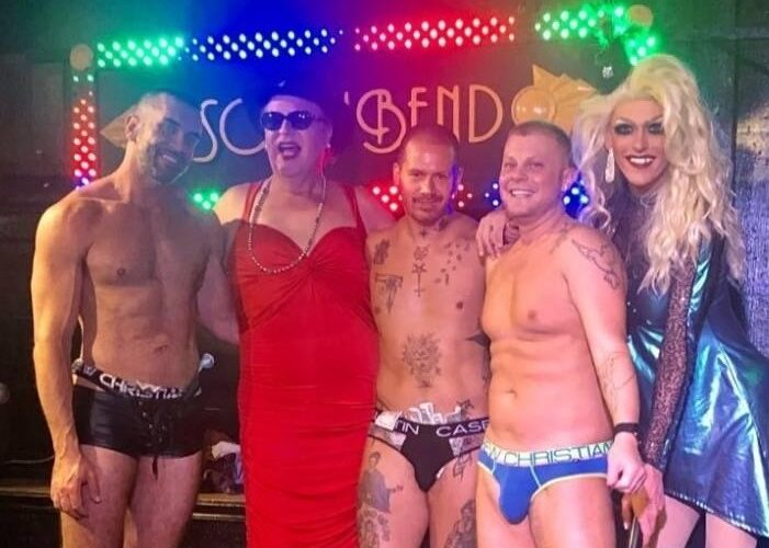 Micah, Stella, Rocco Giovanni, Alexander Storm and Jennifer Lynn Ali at Southbend Tavern (Columbus, Ohio) | September 2021 CROPPED