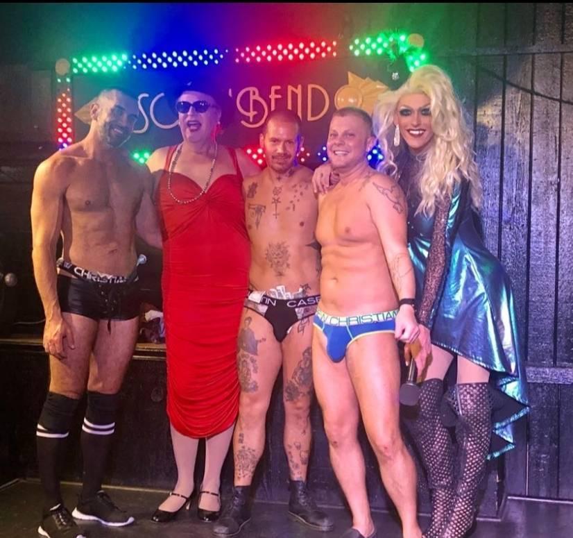 Micah, Stella, Rocco Giovanni, Alexander Storm and Jennifer Lynn Ali at Southbend Tavern (Columbus, Ohio) | September 2021