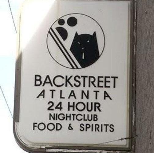 Backstreet (Atlanta, Georgia)