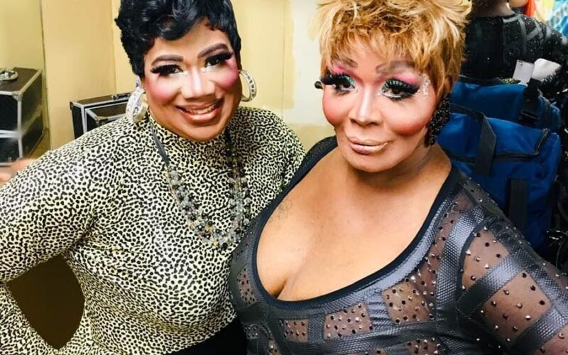 Vee Love and Tracie Lords at Southbend Tavern (Columbus, Ohio) | June 2019